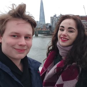 Rose, Jack and The Shard