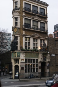 The Blackfriar in Blackfriars