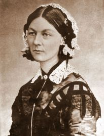 Florence Nightingale (Found of Modern Nursing)